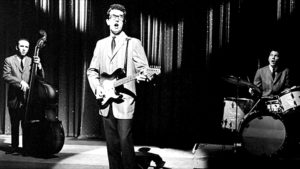 Buddy Holly mit The Crickets