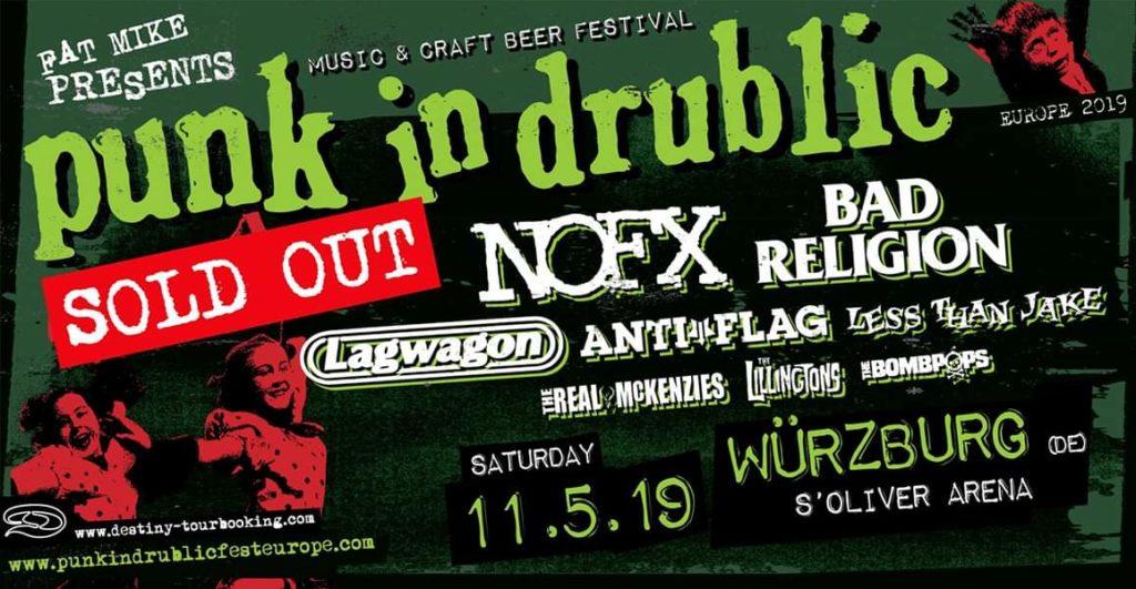 Punk in Drublic Würzburg