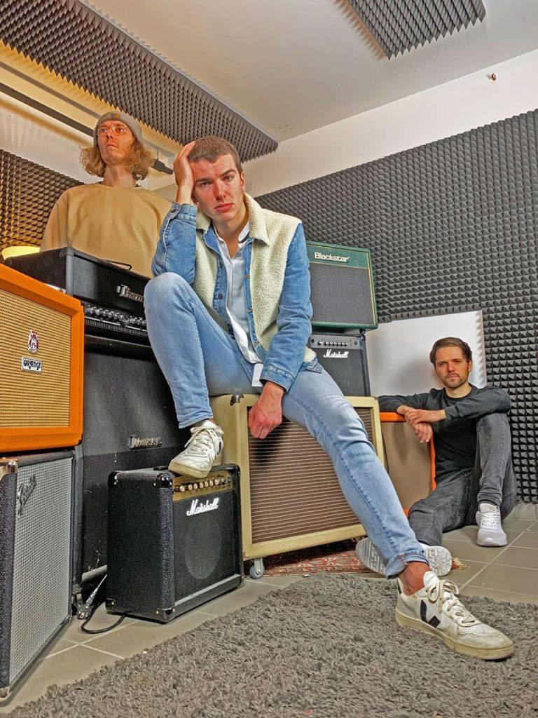 KATZE BLAU Band
