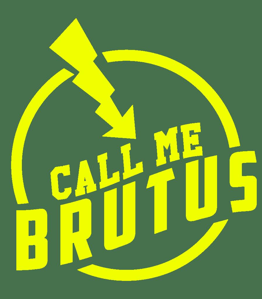 Bandlogo Call Me Brutus