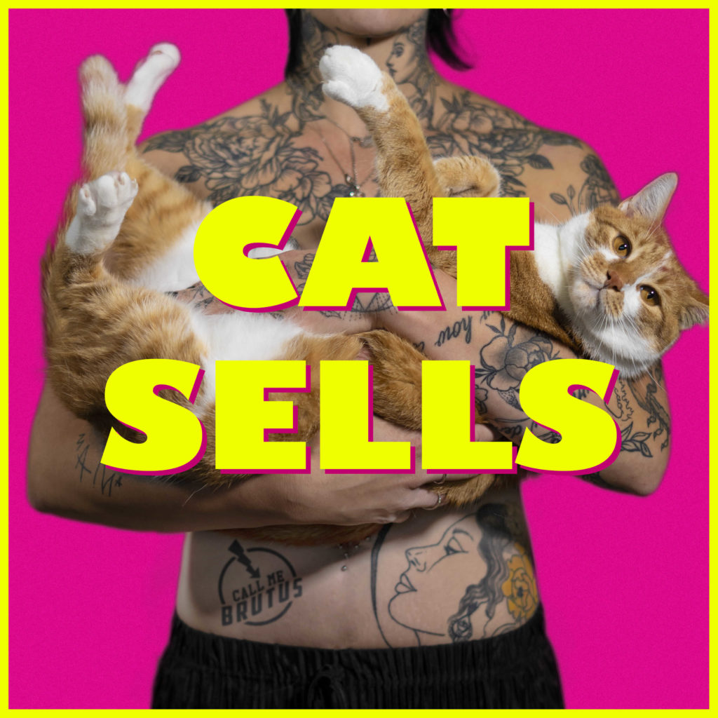 Cat Sells Cover